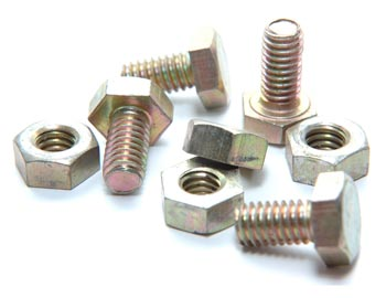 Copper Bolts & Nuts
