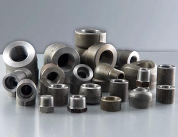Copper Threaded Forged Fittings