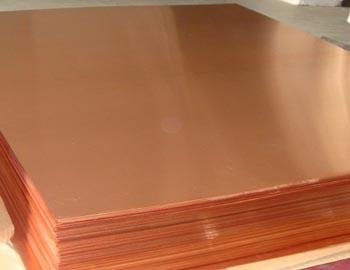 Cu-Ni 90/10 Sheets & Plates