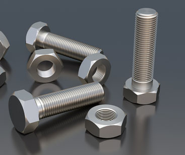 Nuts & Bolts   Stainless Steel Nuts & Bolts Supplier in India