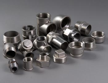 SS 304, 304L, 304H Threaded Forged Fittings