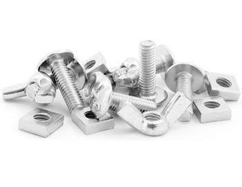 Duplex Steel S31803/S32205 Nuts & Bolts