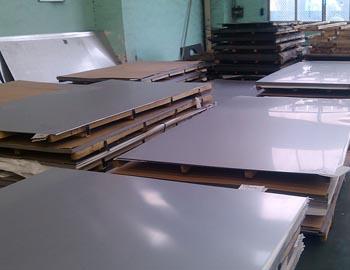 Duplex S31803/S32205 Sheets & Plates