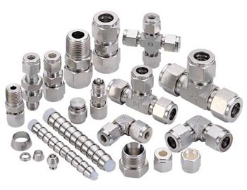 SS 310/310S Compression Fittings