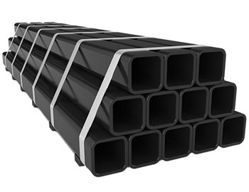 Carbon Steel ASTM A106 grade B Square Pipes