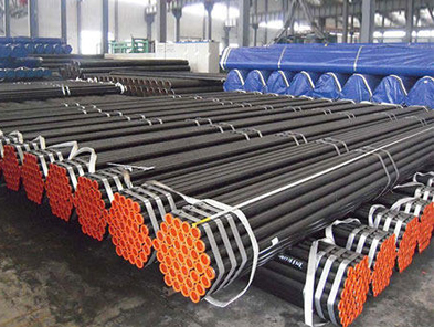 Carbon Steel ASTM A106 grade B Pipes