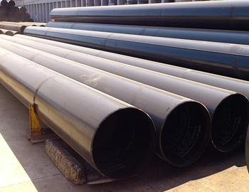 Carbon Steel ASTM A 333 Gr 6 Pipes