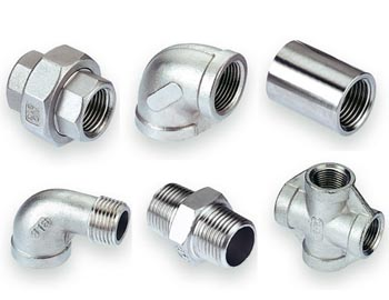 Inconel 600 Threaded Forged Fittings