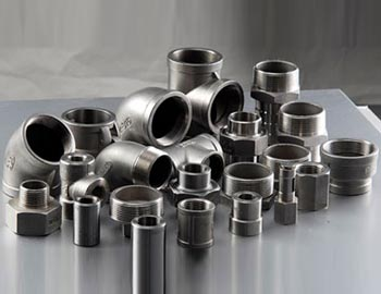 Super Duplex S32750/S32760 Threaded Forged Fittings