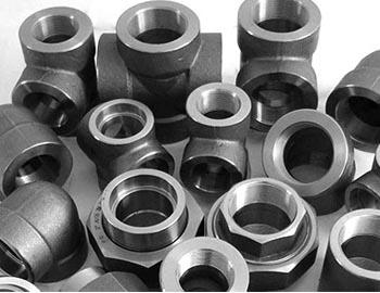 Carbon Steel ASTM A234 WPB Socket Weld Fittings