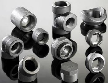 Carbon Steel ASTM A234 WPB Threaded Forged Fittings