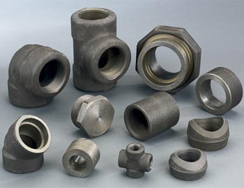 Carbon Steel Socket Weld Fittings