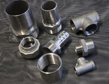SS 310/310S Threaded Forged Fittings