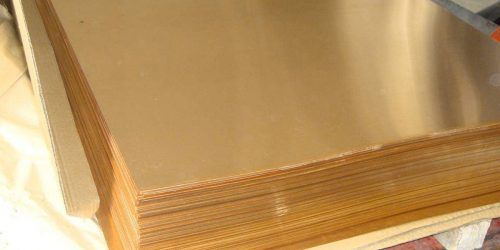 Cupro Nickel Sheets & Plates Supplier