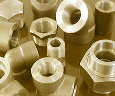 Cupro Nickel Forged Pipe Fittings Supplier