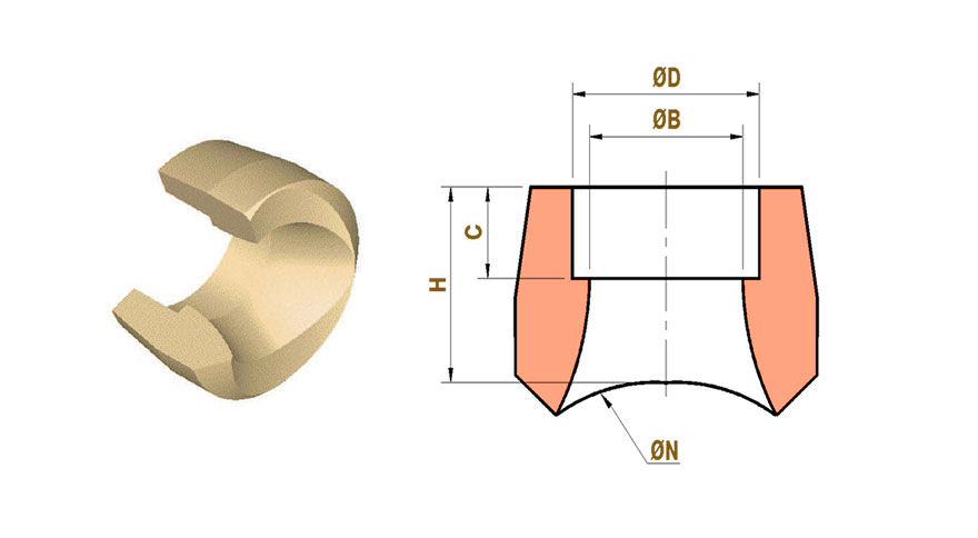 copper-nickel-sockolet